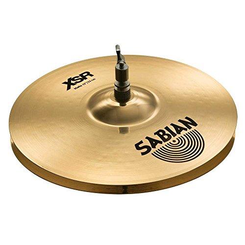 Sabian Cymbal Variety Package, inch (XSR1302B) (Best Sabian Hi Hats)