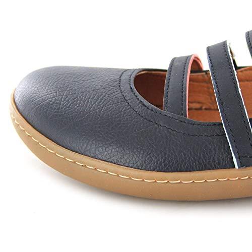 Bailarinas Boots Tipo Piel Guantes Negro Para Black 1291 Mujer Fashion Fb nbsp;kio TYE51wEq