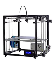 The configuration of the 3d printer is as follows: ﹥ Build Volume (L X W X H): 260X260X 350 mm ﹥ Maximum layer resolution: 0.1-0.4 mm ﹥ Recomended layer resolution: 0.2-0.3mm ﹥ Printing speed: 20-150 mm/seg ﹥ Recomended speed: 50mm/s ﹥ Filame...