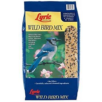 Lebanon Seaboard Seed Corp 26-46825 Wild Bird Food Mix, 40 lb. by Lebanon Seaboard