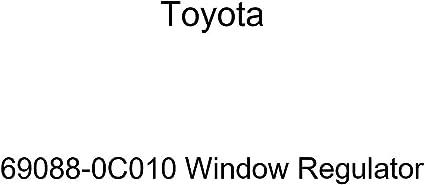 Genuine Toyota Window Regulator 69088-0C010