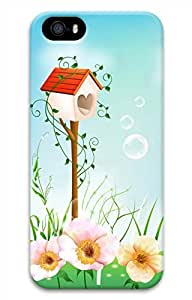 iPhone 5 5S Case Red Mailbox Funny Lovely Best Cool Customize iPhone 5 Cover