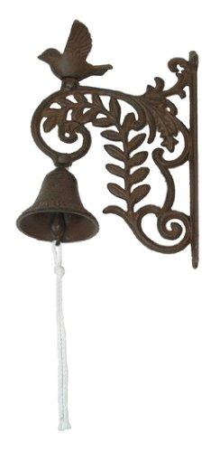 Cheap IWGAC 0184S-0101 Cast Iron Wall Mount Bird Bell