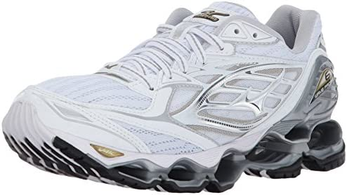 tenis mizuno wave prophecy 6 white 18 review