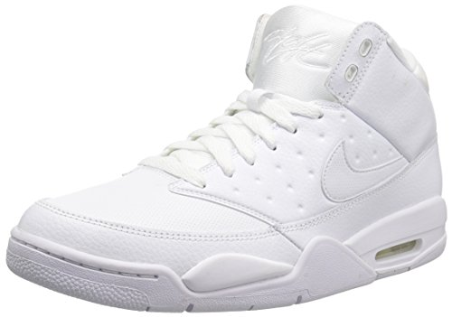 M Basketball Air Classic Men White White D White US Blanco Shoes 8 Nike Flight s xIUIXO