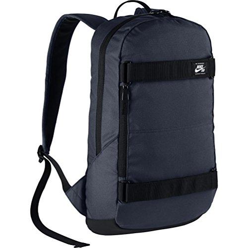 Nike mens SB CRTHS Backpack BA5305-451 - OBSIDIAN/BLACK/WHITE