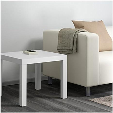 Tavolino Lack Bianco.Tavolino In Legno Lack 55 X 55 Tavolo Bianco Da Salotto
