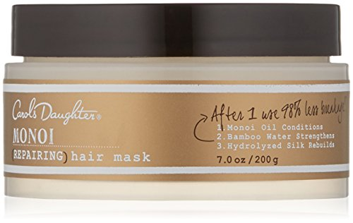 Carol's Daughter Monoi Repairing Hair Mask, 7 oz (Packaging May Vary)