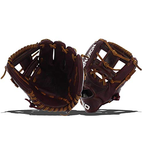 Nokona Bloodline Pro Series Baseball Glove: P4 Left Hand Thrower