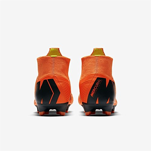 Calcio Fg – T PRO Multicolore 810 Ah7368 NIKE Scarpe Superfly Orange Total Unisex 810 Mercurial 6 Black da Adulto qwPCFx