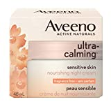 Best Night Cream For Faces - Aveeno Face Ultra Calming Night Cream, 48 ml Review