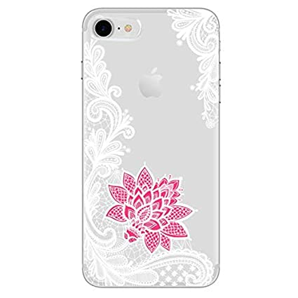 Amazon.com: Lace Funda for iPhone 6S Case for iPhone 7 Xs ...