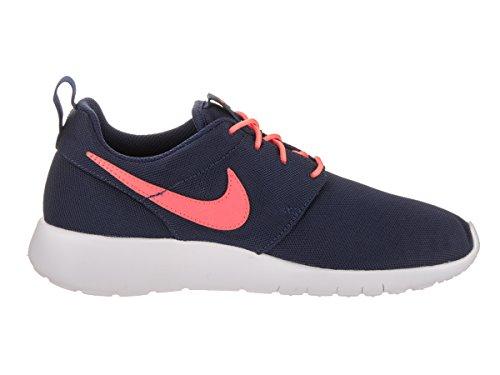 gs Nike Garçon Marine Sneakers Blanc bleu Basses Rosherun rose 4OfqpH