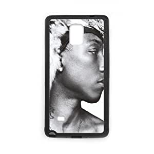 Pharrell Williams Samsung Galaxy Note 4 Cell Phone Case Black D5768720