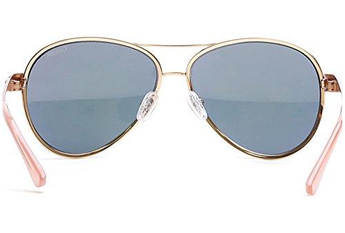Guess Sonnenbrille (GU7443) rosé