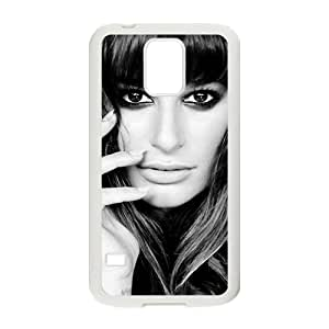 lea michele flare Phone Case for Samsung Galaxy S5 Case