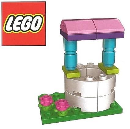 Amazon Constructibles Wishing Well Mini Build Lego Parts