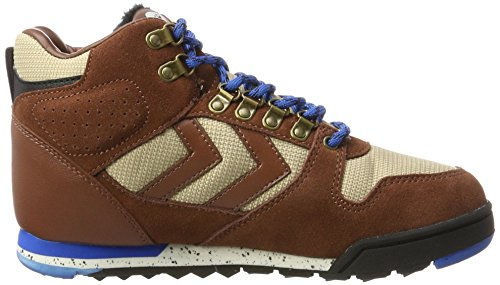 hummel Mixte Friar Adulte Forest Sneakers Hautes Nordic Marron Brown Roots 7rRqwv7x6