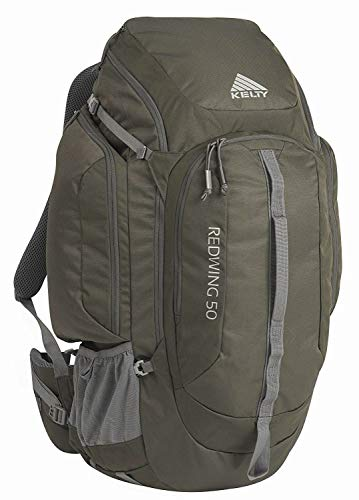 Kelty Redwing 50 Backpack - Hiking, Backpacking, Travel & Everyday Carry Backpack with Laptop Sleeve, Hydration Compatible -