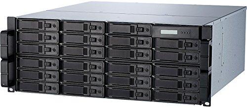RAID Machine D7424RE 24-bay 10GbE iSCSI SAN Rackmount Dual Controller / High Availability