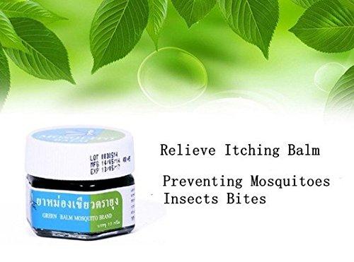 Soulager les démangeaison Baume prévention moustiques insectes morsures rapidement antiprurigineux crème de Abcstore99