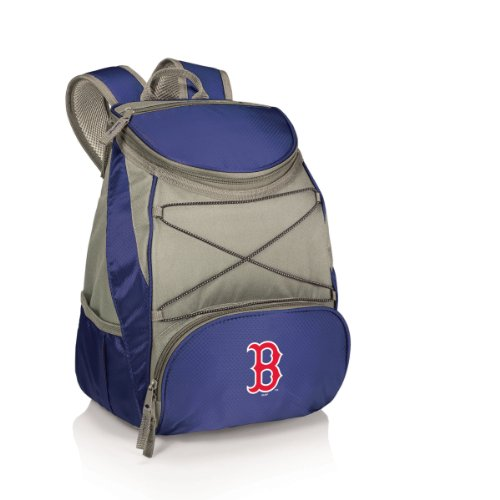 Boston Insulated Backpack Cooler Navy