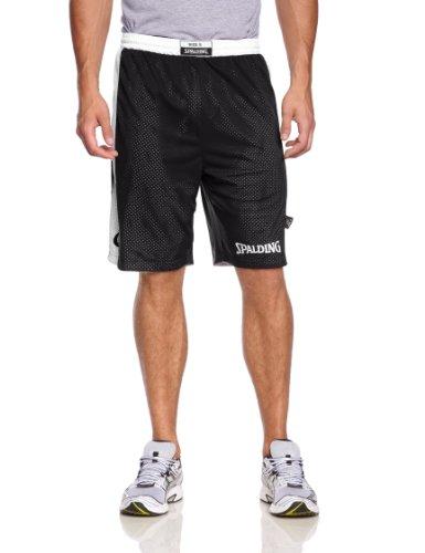 Spalding Hose & Shorts Essential Reversible, schwarz/weiß, L, 300501402