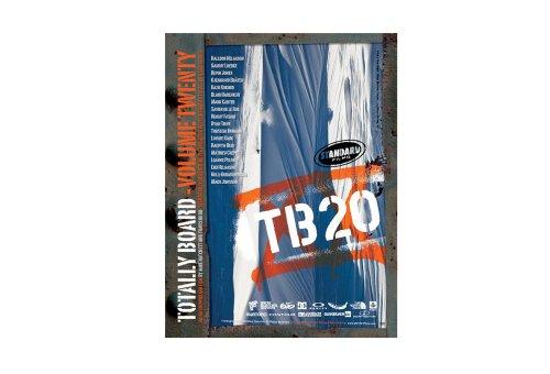 Totally Board 20 DVD