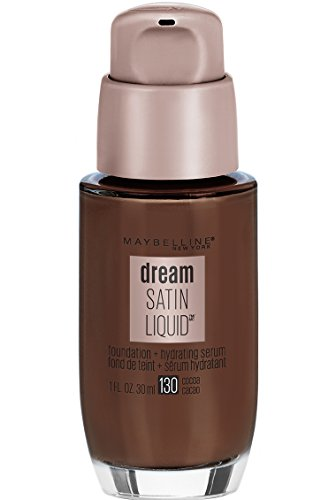 Maybelline New York Dream Liquid Mousse Foundation, Cocoa, 1 fl. oz.