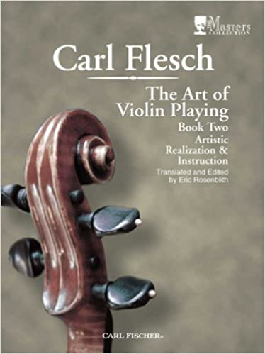 Ebook téléchargement gratuit pour Android The Art of Violin Playing by Carl Flesch (2008) Sheet music (French Edition) PDF ePub MOBI B00ZM3CKAI