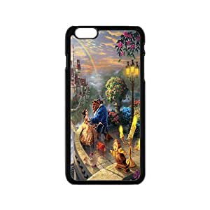 Beauty and the Beast Cell Phone Case for Iphone 6 by icecream design