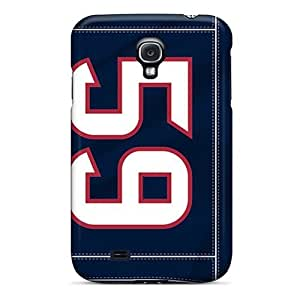 High Quality Shock Absorbing Case For Galaxy S4-houston Texans