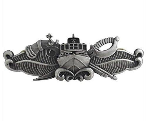 Vanguard Navy Badge Naval Special Warfare Combatant Craft Crewman SWCC