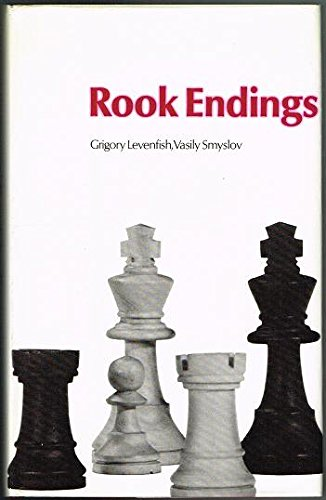 Rook Endings (English and Russian Edition)