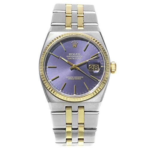 Rolex Oysterquartz Quartz Male Watch 17013 (Certified Pre-Owned) ()