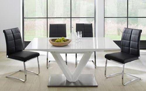 Esstisch, ausziehtisch, säulentisch, küchentisch, esszimmertisch ...