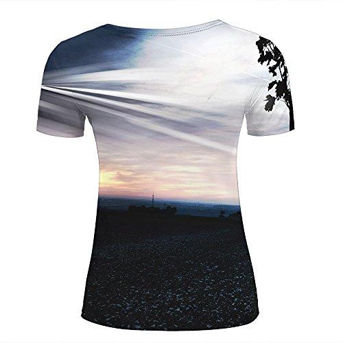 Para Weiyi Bo Hombre Camiseta C 7q76EXxFvn