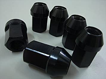 1.77 Buyer Needs to Review The spec Total Length 20pcs Chrome 1//2-20 UNF Wheel Lug Nuts fit 2000 Ford Crown Victoria May Fit OEM Rims