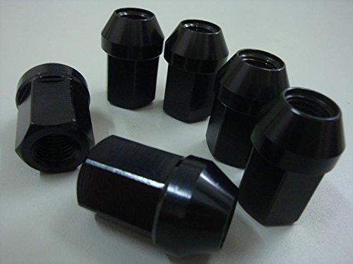 - 1 Set of 20 black 1/2