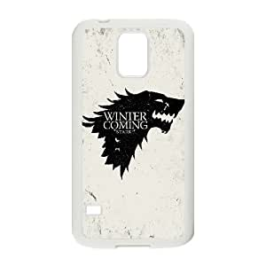 T-TGL(RQ) Samsung Galaxy S5 I9600 New-Printed Phone Case Game of Thrones with Hard Shell Protection