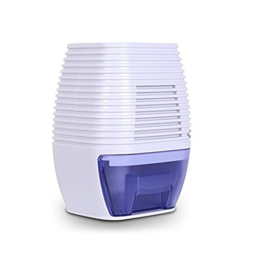 IREALIST Mini Dehumidifier with 300ML Removable Water Tank for Living Room, Office, Garage by IREALIST