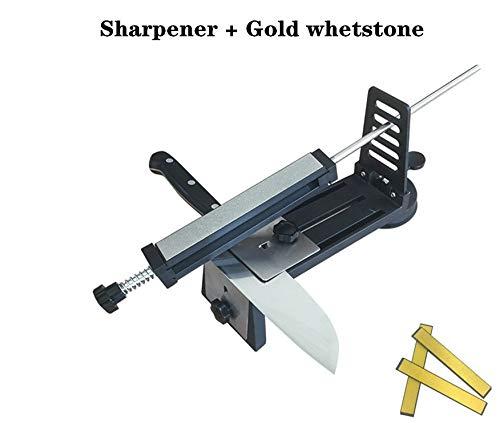 Best Quality Sharpeners Knife Sharpener for Knifes Kitchen Sharpening Stone Knife Sharpener Fixed Stones Professional Whetstone Sharpener -