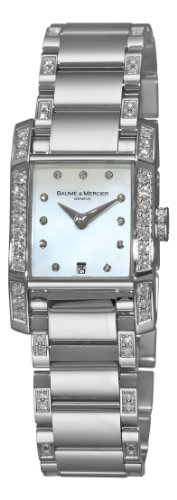 Baume & Mercier Women's 8792 Diamant Diamond Watch
