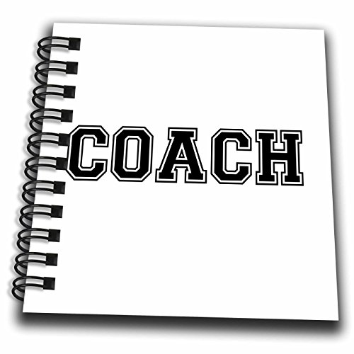 InspirationzStore Typography - Coach in black text - college