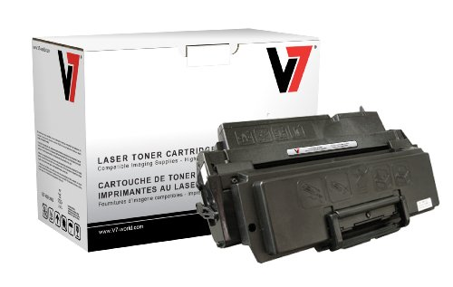 V7 V7ML2150G Laser Toner for Samsung printers (Replaces ML2150D8, yield up to 8000 pages)