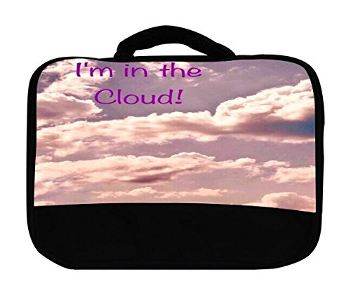 fluffy-wispy-clouds-and-quote-im-in-the-cloud-vape-printed-design-canvas-lunch-bag-by-smarter-design