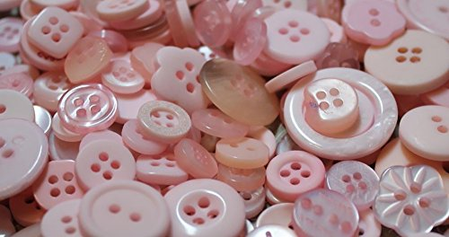 Fancy & Decorative {Assorted Sizes w/ 1, 2, 4 Holes} (New Sewing Craft Buttons)