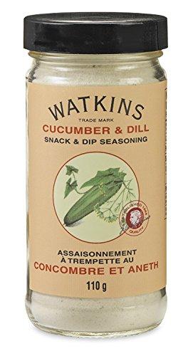 Watkins Snack & Dip Seasoning, Cucumber & Dill, 12 Count]()