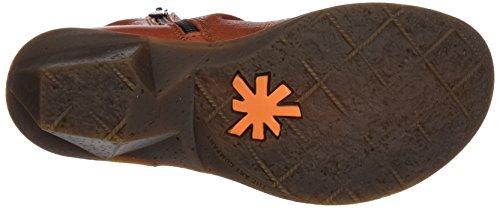 Art Orange Boots Memphis Petalo 639 Women's Oteiza Ankle HwqrZ71H