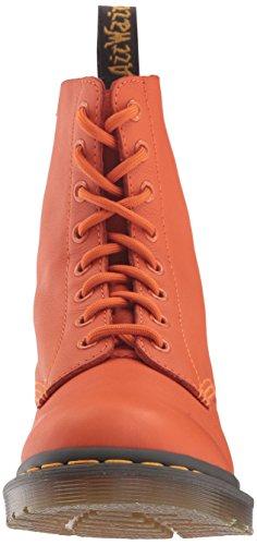 Dr. Martens Women's 1460 Pascal Ankle Boots Orange (Burnt Orange 806) v86AI9K
